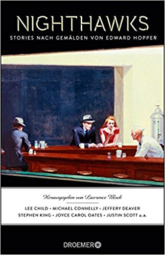 Nighthawks: Stories nach Gemälden von Edward Hopper – German Edition